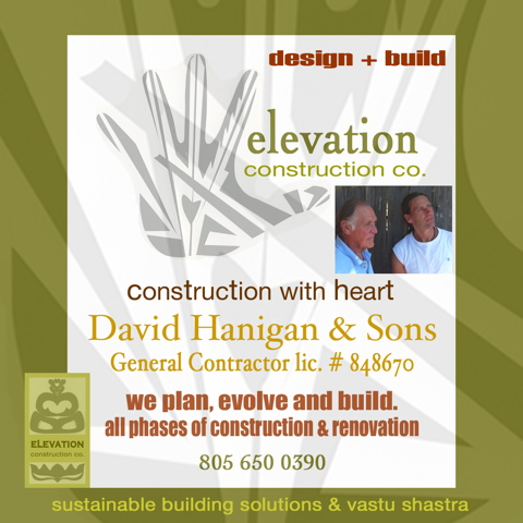 elevation construction co. - ojai